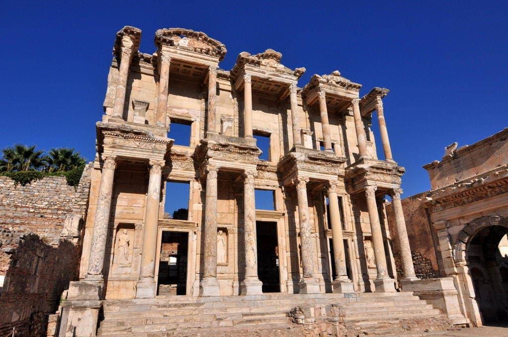 ancient cities in Aegean Turkey