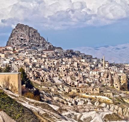 Cappadocia Valleys for lovers