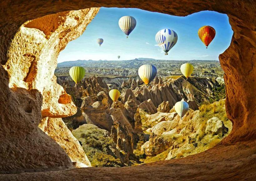 Cappadocia Balloon Tour