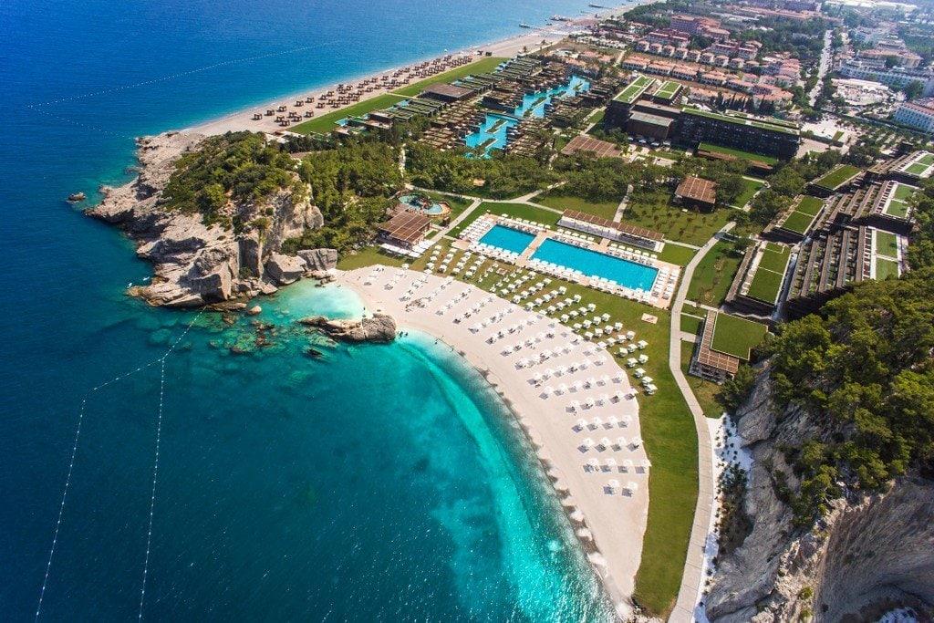 best beach resorts in antalya for families