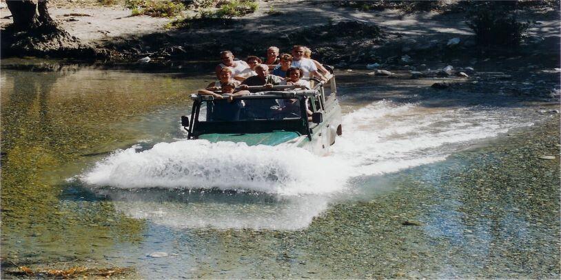 Jeep Safari in Kas Turkey